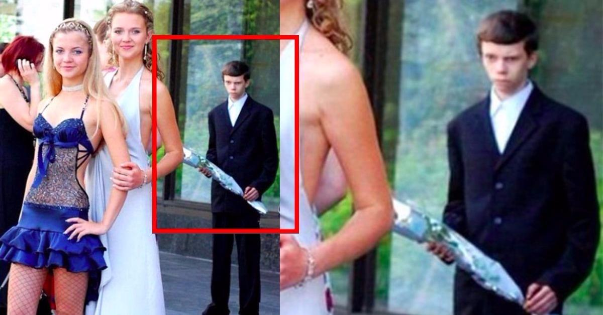 How Prom Can Make Someone Go Dark