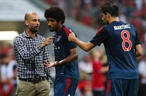 Bayern boss Guardiola astonished by 'intelligent' players
