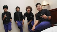 Lagu #Eeeaa, Coboy Junior Rebut AMI Awards 2013