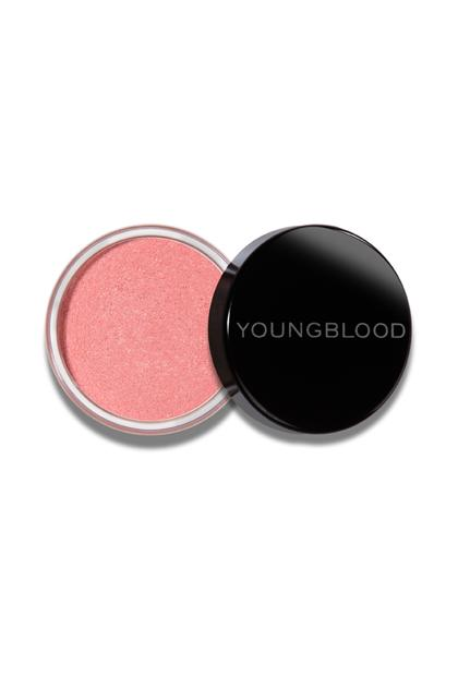 YOUNGBLOOD CRUSHED MINERAL BLUSH IN SHERBET, $22