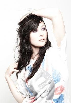 Shannen Doherty in a promo shot for 'Shannen Says' -- WEtv