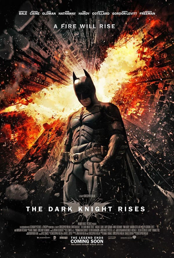'The Dark Knight Rises' Is THE BEST Movie Of The Summer – See It