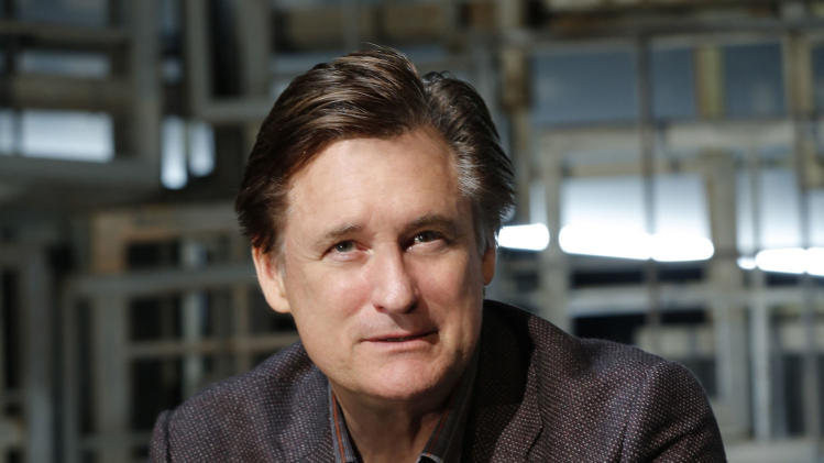 "This theater image released by Boneau/Bryan-Brown shows Bill Pullman in a scene from ""The Other Place,"" in New York.  The film star and current U.S. president on NBC's ""1600 Penn"" found himself a few weeks ago frantically memorizing the script for ""The Other Place"" so he could replace the actor Daniel Stern on Broadway. He had just five days to learn his lines. (AP Photo/Boneau/Bryan-Brown, Joan Marcus)"