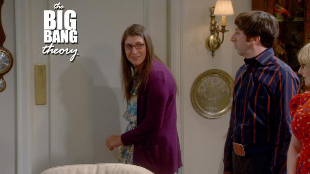 The Big Bang Theory - A Drunken Thanksgiving