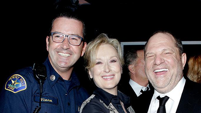 Meryl Streep, Harvey Weinstein