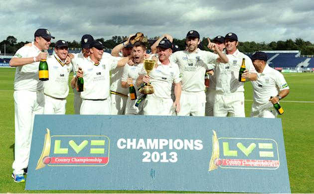 Cricket - LV= County Championship - Division One - Durham v Nottinghamshire - Day Three - Emirates Durham ICG