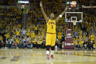 J.R. Smith loves Cleveland because there's nowhere to party