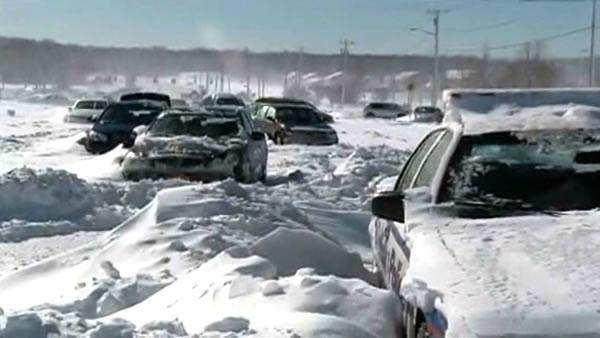 Powerful northeast storm blamed for 9 deaths