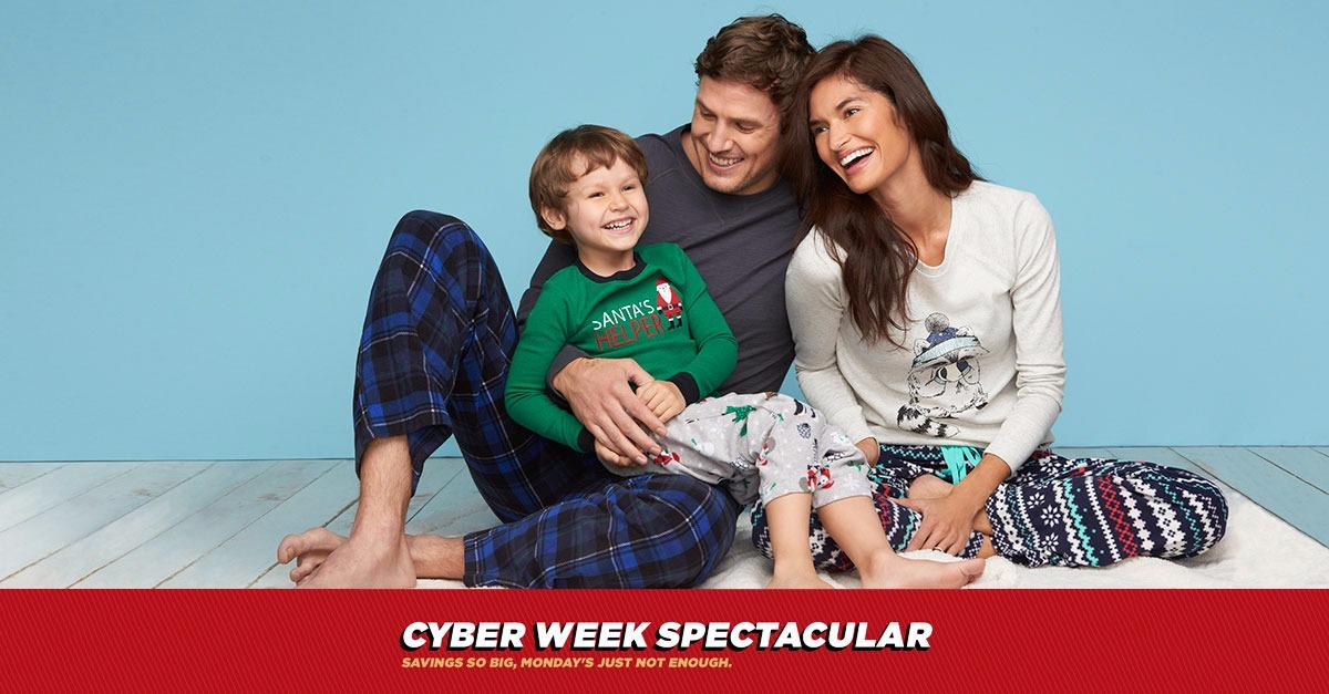 Save Big with our Cyber Friends & Family