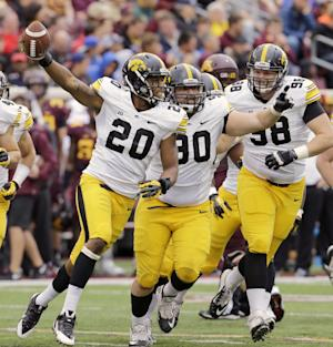 Iowa rediscovers its identity during win streak