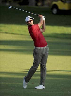Adam Scott leads Australian PGA after 2 rounds