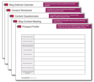 "Content Checklist: 10 Things To Consider Before You Hit ""Publish"" image inbound marketing content creation worksheets"