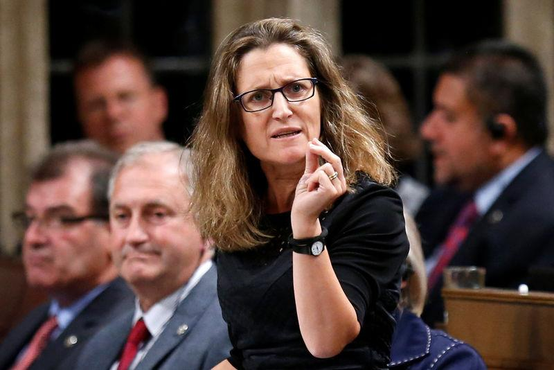 Canada says up to EU to save free trade deal