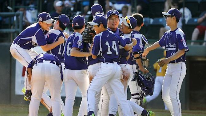 Hwang, Choi lift S. Korea past Chicago to win LLWS