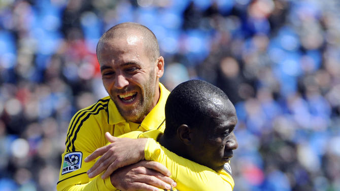 MLS: Columbus Crew at Montreal Impact