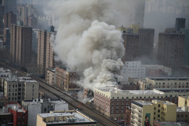 NYC building explosion leaves 2 dead, 22 injured