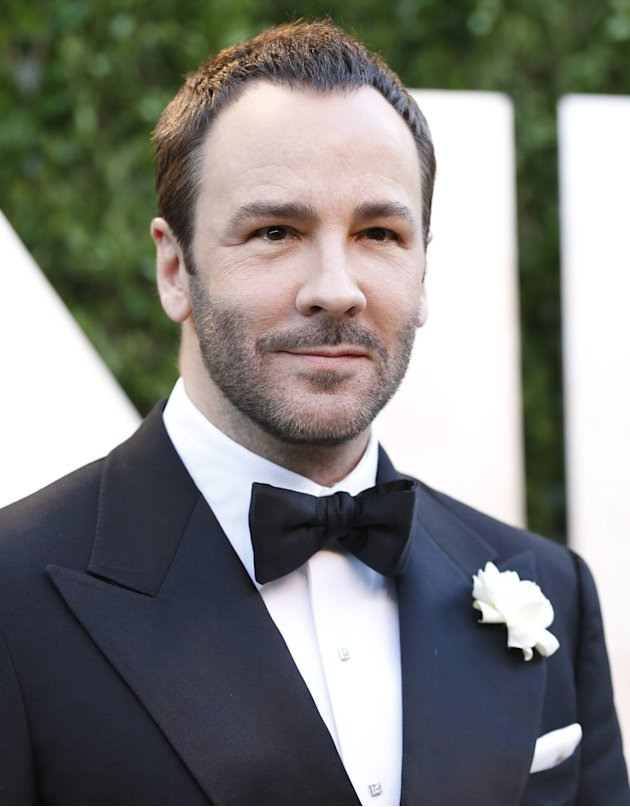 Tom Ford at the 2013 Vanity Fair Oscars Party in West Hollywood
