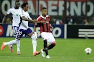 AC Milan 0-0 Anderlecht: Rossoneri&#39;s worrying home form continues in San Siro stalemate