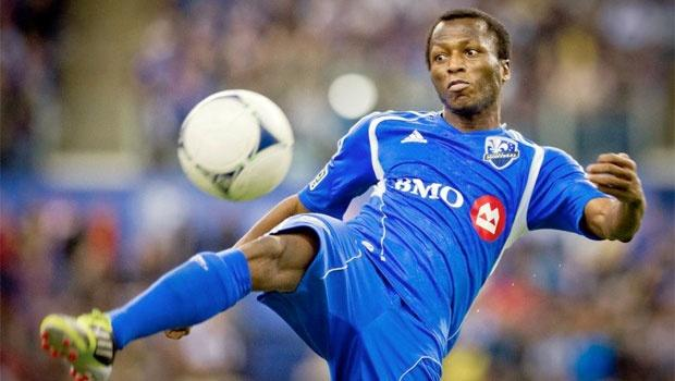 "Montreal Impact's Frank Klopas: Sanna Nyassi's knee injury to keep him out ""a couple of weeks, at least"""