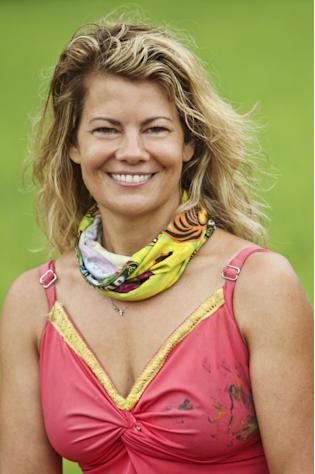 Lisa Whelchel of the Tandang Tribe on 'Survivor: Philippines' -- Getty Premium