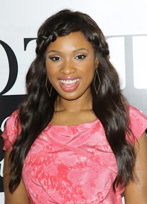 Jennifer Hudson arrives to a book signing for her memoir 'I Got This' held at the Los Angeles Weight Watchers center on January 13, 2012 in Culver City, Calif.  -- Getty Images