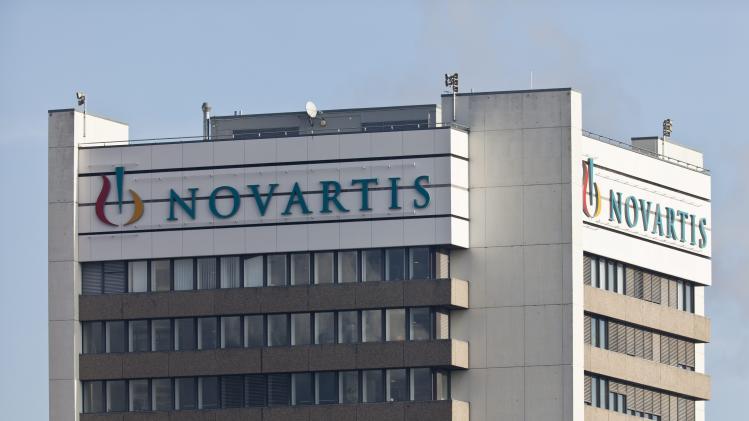 Swiss pharma Novartis ups full-year sales outlook