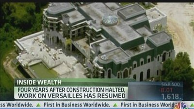 90K Square Foot 'Versailles' Makes Comeback