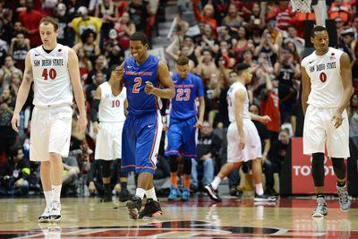 Bracketology: Boise State, Davidson and Tulsa jump into the field