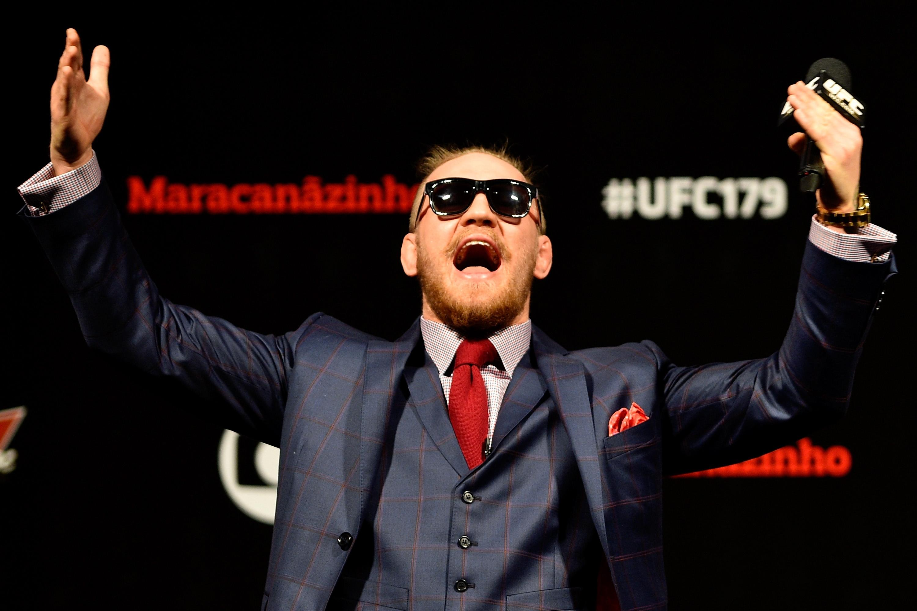 Conor McGregor signs sponsorship deal with Bud Light