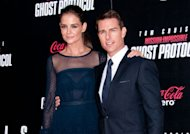 Katie Holmes annonce qu&#39;elle divorce de Tom Cruise