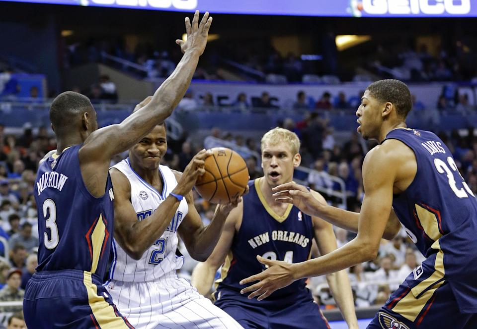 Magic beat Pelicans 110-90