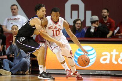 Oklahoma breaks D1 record with 39-point run in first half