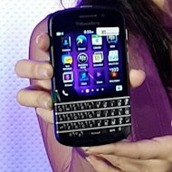 Evolusi Keyboard di BlackBerry Q10