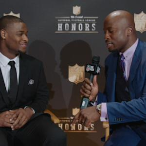 'NFL Honors': Pittsburgh Steelers running back Le'Veon Bell on winning Fantasy Player of the Year