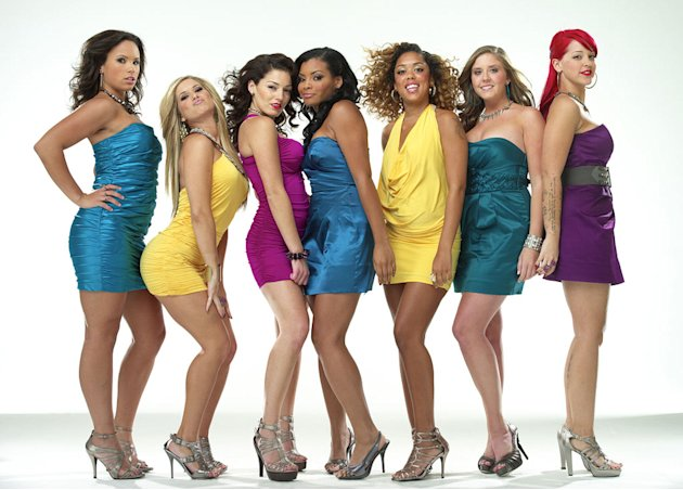 "The Season 6 cast of ""Bad Girls Club."""