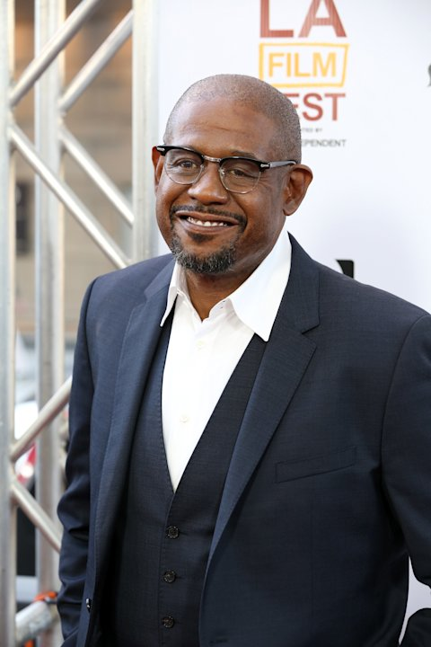 "Forest Whitaker at The LA Film Festival's gala screening of ""Fruitvale Station"" at the Regal Cinemas on Monday, June 17, 2013 in Los Angeles. (Photo by Alexandra Wyman/Invision/AP)"