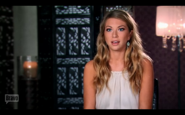 Stassi on Vanderpump Rules …
