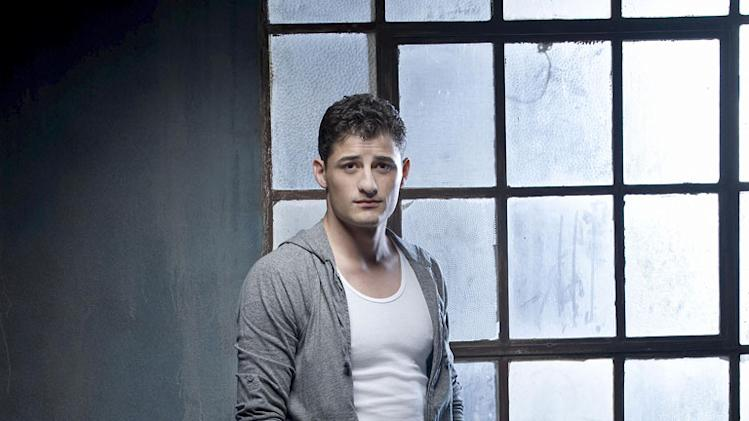 "Enver Gjokaj as Victor in ""Dollhouse."""