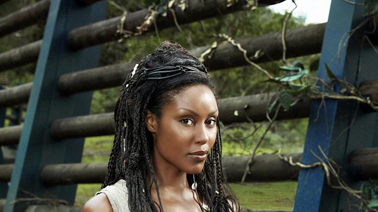 "Christine Adams stars as Mira in ""Terra Nova."""