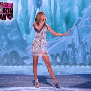 The 2013 Victoria's Secret Fashion Show - Taylor Swift Performance