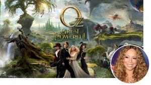 Mariah Carey Adds Track to Disney's 'Oz The Great and Powerful'