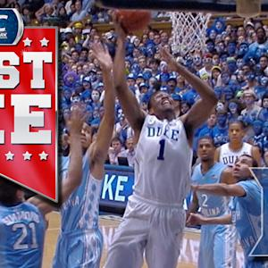 Duke's Jabari Parker Makes Big Time Play in the Paint | ACC Must See Moment