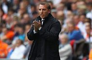 Swansea insist no contact made by Liverpool over manager Brendan Rodgers