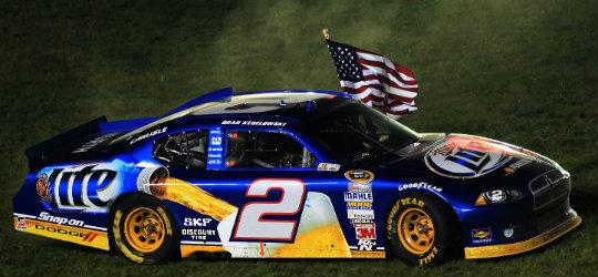 Keselowski topic of debate as race for the Chase heats up