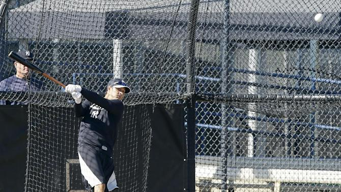 Inheriting Cano's spot, Roberts hopes for health