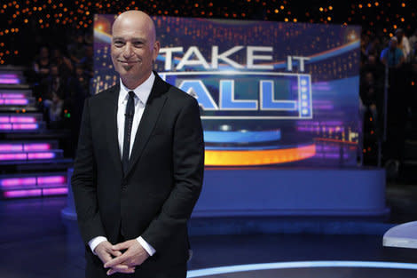 Howie Mandel discusses 'Take it All,' his new holiday-themed game show based on a Yankee Swap