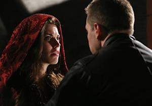Will Once Upon a Time's Ruby Wolf Out? Meghan Ory Teases Deadly Twist, Red's 'Sexy' New Friend
