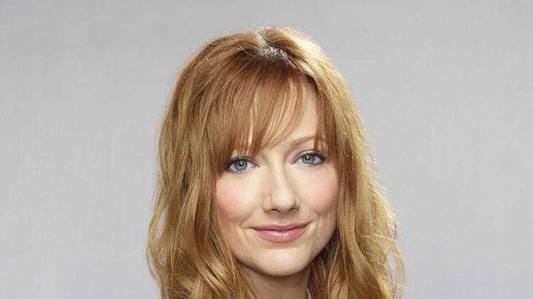 "Judy Greer stars as Connie Grabowski on ""Mad Love."""