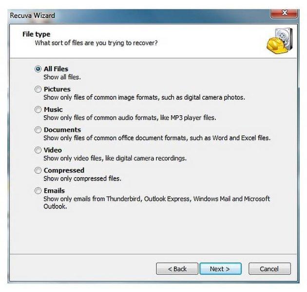 recuva1 Tips: Kembalikan File Terhapus pada Kartu Memori Smartphone tips smartphone mobile gadget
