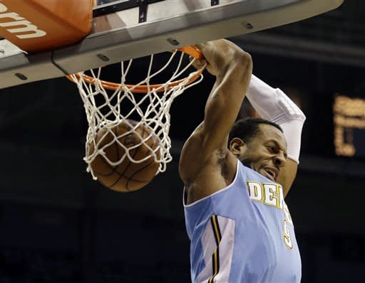 Nuggets top Bucks 112-111, get homecourt in Rd 1